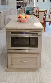Cooking Islands For Kitchens Best 25 Built In Microwave Ideas On Pinterest Built In