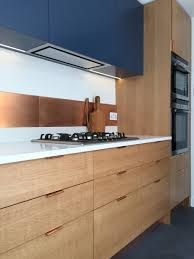 How To Paint Veneer Kitchen Cabinets Sq1 Kitchen Medullary Ray Oak Veneer Spray Lacquered Birch Ply