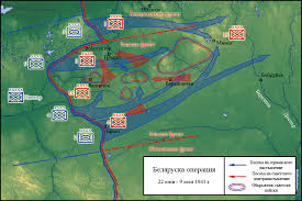 Battle of Białystok–Minsk