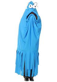 blue halloween costume blue monster yip yip costume funny monster halloween costume