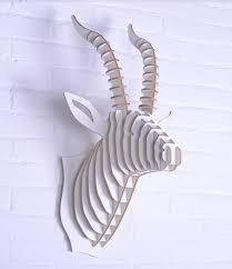 aliexpress com buy 2016 new home decor 3d wooden deer head wall