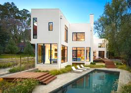 Home Modern 13 Energy Efficient Modules Make Up This Prefab Modern Home In