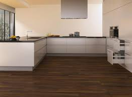 wood laminate flooring design home interior amaza awesome dark brown wood laminate flooring modern kitchen furnished with white sectional cabinets completed