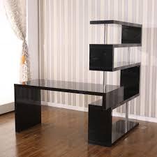 furniture home black corner bookcase inspirations unique