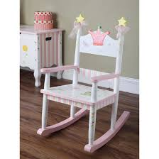 Wingback Rocking Chair Rocking Chair For Toddlers Home Chair Decoration