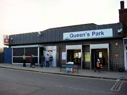 Queens Park station