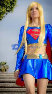 Supergirl Halloween Costume Supergirl Cosplay Size Halloween Costumes Cosercosplay