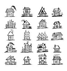 how to draw a city skyline 3 ways simple shapes city skylines