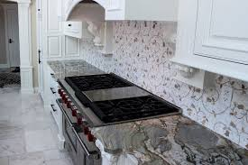 Orange Granite Kitchen Contemporary With Marble Kitchen Flooring - Marble kitchen sinks