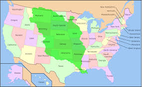 United States Map Delaware by Maps United States Map Louisiana Purchase