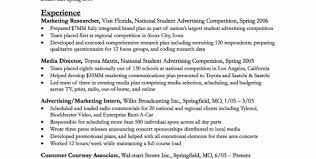 Regional Sales Manager Resume Sample With Advertising Accounts Executive Resume