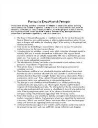 example of persuasive essay