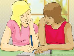 Ways to Motivate Teenagers to Do Their Homework   wikiHow Image titled Motivate Teenagers to Do Their Homework Step