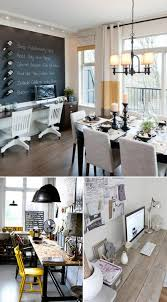 Best Home Ideas Dining Room Images On Pinterest Kitchen - Family room office