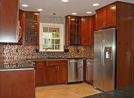 Height Of Kitchen Cabinet by Kitchen Decorating Above Kitchen Cabinets Christmas Backsplash