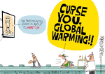 The presidential race meets global warming: Editorial cartoon | NOLA. nola.com