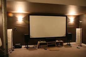 movie theater home build a cheap but effective movie theater in your home