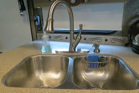 My Kitchen Faucet Is Leaking Life Rebooted U2013 Replacing Our Kitchen Faucet