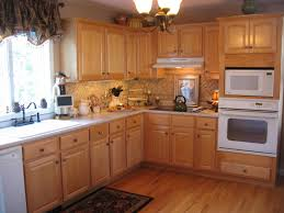 Maple Kitchen Cabinets Kitchen Fabulous Maple Kitchen Cabinets Right Paint Color Ideas