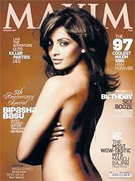 Bipasha Basu At Maxim Magazine Cover Launch