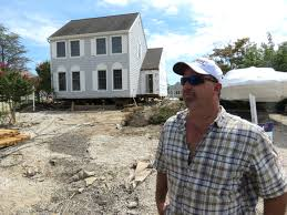 House On Pilings by Four Generations Make Up Expert House Movers Surf City Nj The