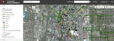 San Antonio Texas Map Gis Geographic Information Services