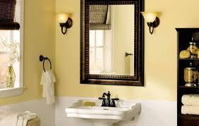 Bathroom Mirror Ideas On Wall Charm Framing A Bathroom Mirror U2014 Home Ideas Collection