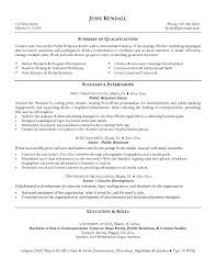 Sample Resumes For Professionals by 7 Best Public Relations Pr Resume Templates U0026 Samples Images On