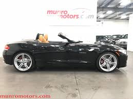 lexus convertible for sale kelowna used 2011 bmw z4 for sale 393872 st george on