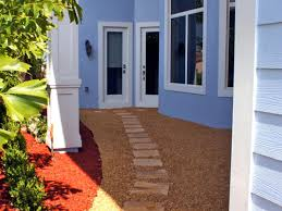 walkway ideas for backyard how to build a stone path hgtv
