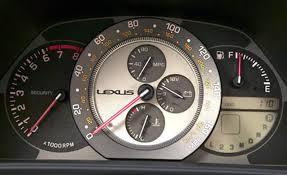 lexus is300 for sale 2002 your favorite gauge cluster cars