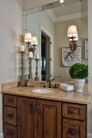 best 25 tuscan bathroom ideas only on pinterest tuscan decor tuscan style bathroom old world feel antiqued mirror travertine rustic hardware