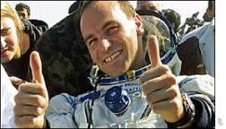 Turista espacial retorna à Terra | BBC Brasil | BBC World Service