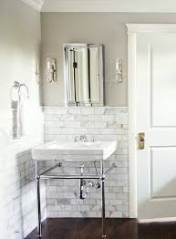 Backsplash Bathroom Ideas Colors 299 Best Powder Room Images On Pinterest Bathroom Ideas Powder
