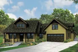 Craftsman Home by Craftsman House Plans Alexandria 30 974 Associated Designs