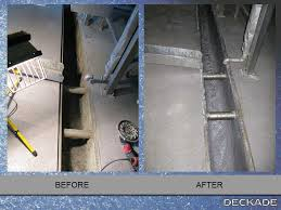 Commercial Kitchen Flooring Options by Before And After Images Deckade Flooring Installation Deckade