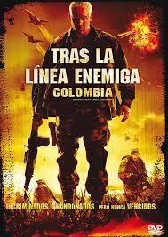 Tras la línea enemiga III: Colombia