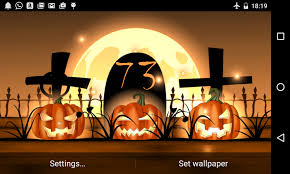 halloween hd live wallpaper halloween live wallpaper light android apps on google play
