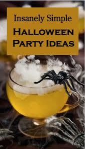 Tween Halloween Party Ideas by 294 Best Halloween Party Ideas Images On Pinterest Halloween