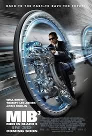 Men in Black III 2012