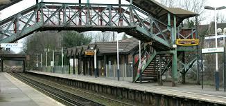 Sanderstead railway station
