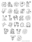 free printable spring coloring page