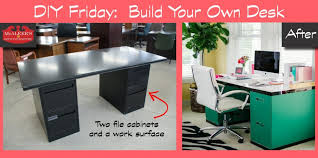 Desk With File Cabinet Ikea by Desks Rta Home Office Cabinets Desk With File Cabinet Ikea