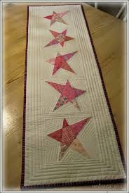 Quilted Table Runners by 54 Best Quilts Table Runners Patriotic Images On Pinterest
