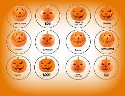 Halloween Quiz Printable by Free Halloween Cupcake Topper Printables Farmer U0027s Wife Rambles
