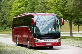setra at the 2012 international commercial vehicle show iaa in