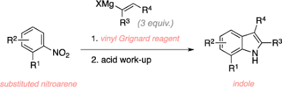 Bartoli indole synthesis   Name Reaction com