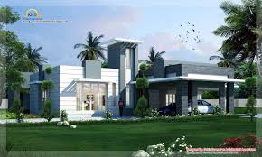 Contemporary House Designs Other Design Terrific Blue Private - Modern style homes design