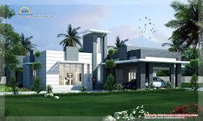 Contemporary House Designs Other Design Terrific Blue Private - Home designes