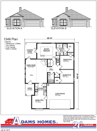 House For Plans by Winchester Adams Homes
